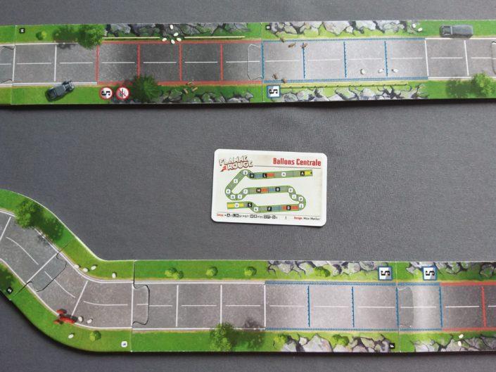 Karta trasy